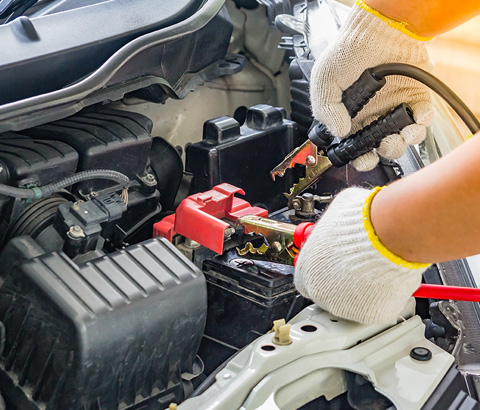 Car Battery Jump Start Service Novi MI | Tow Broz Company - battery-jump